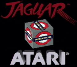 The Jaguar-intro with Underground-Logo