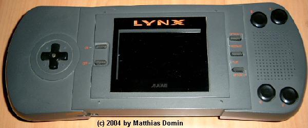View at the top of a Lynx I